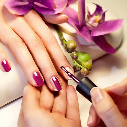 rolfsalon nail services